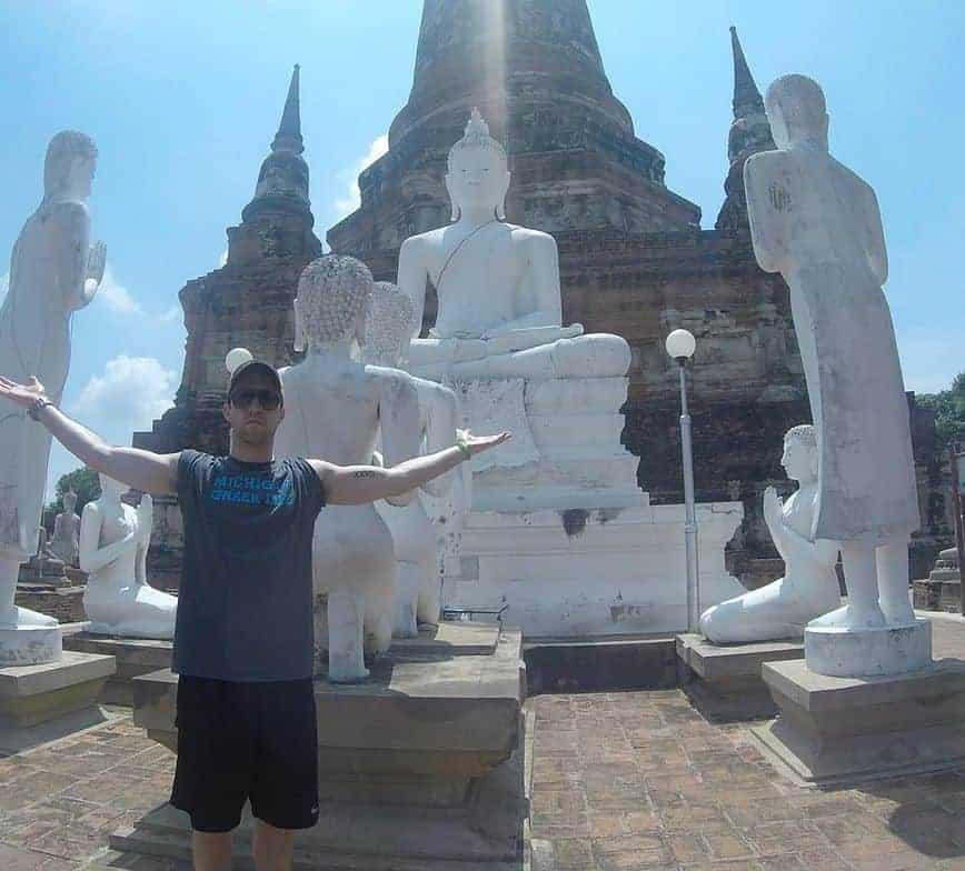 Wat Yai Chai Mongkhon Buddha