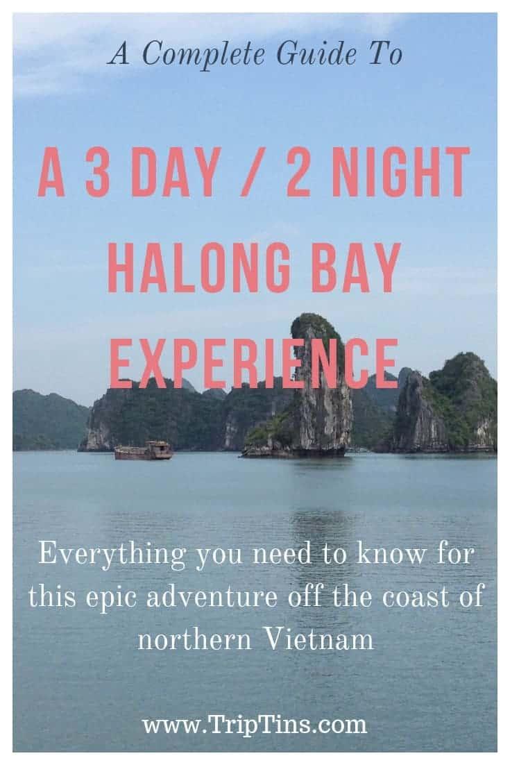 Halong Bay 2 Night Cruise
