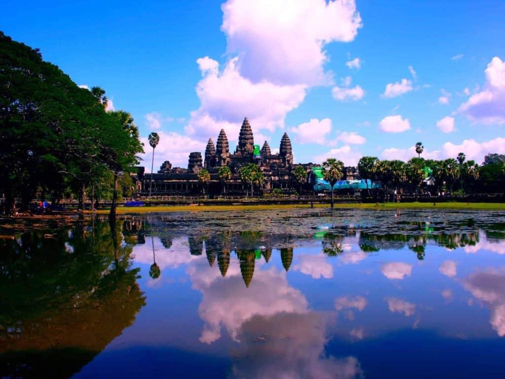 One Week in Cambodia