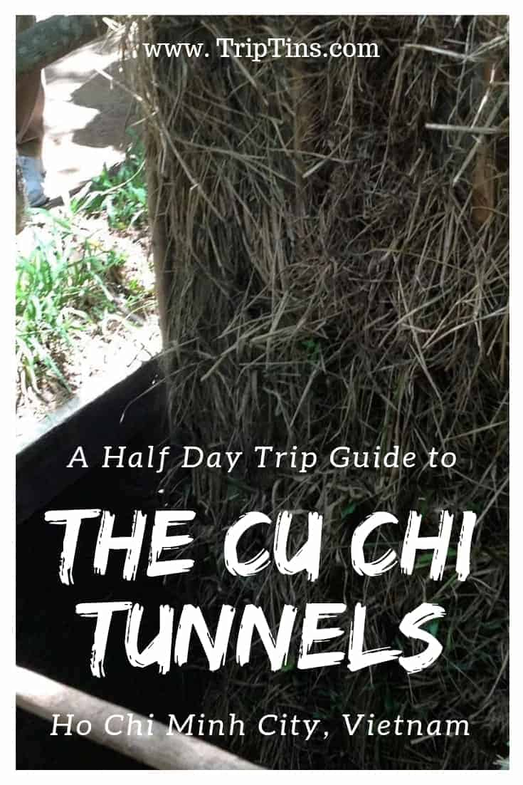 Cu Chi Tunnels Ho Chi Minh City