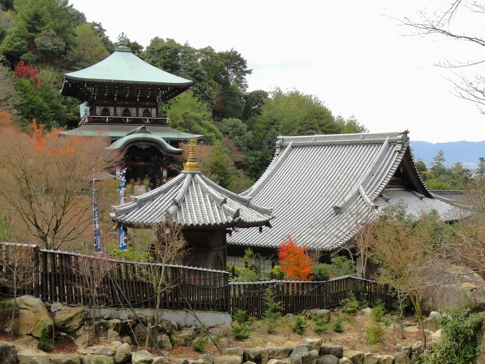 Daisho-in Temple Miyajima