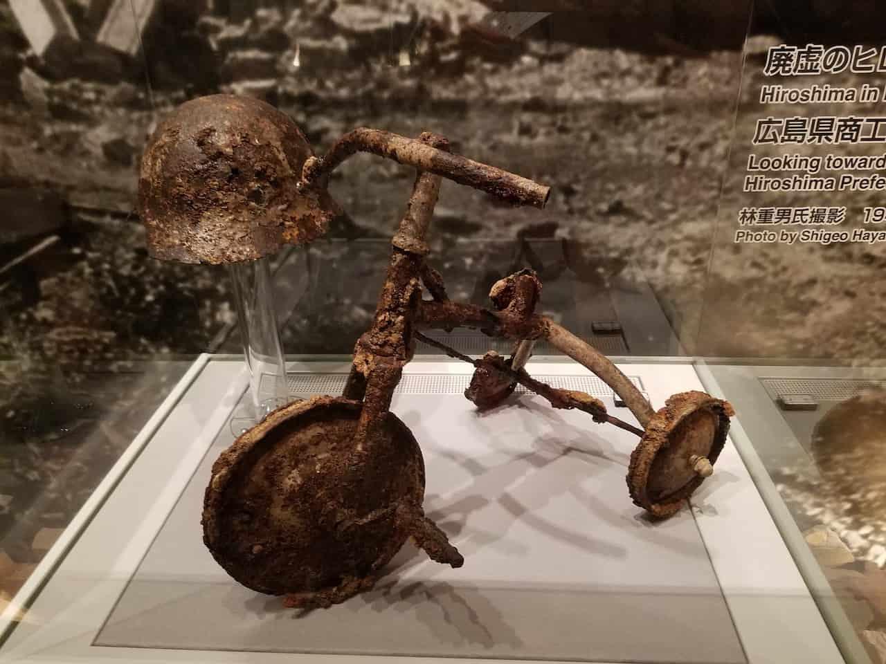 Hiroshima Museum Bike