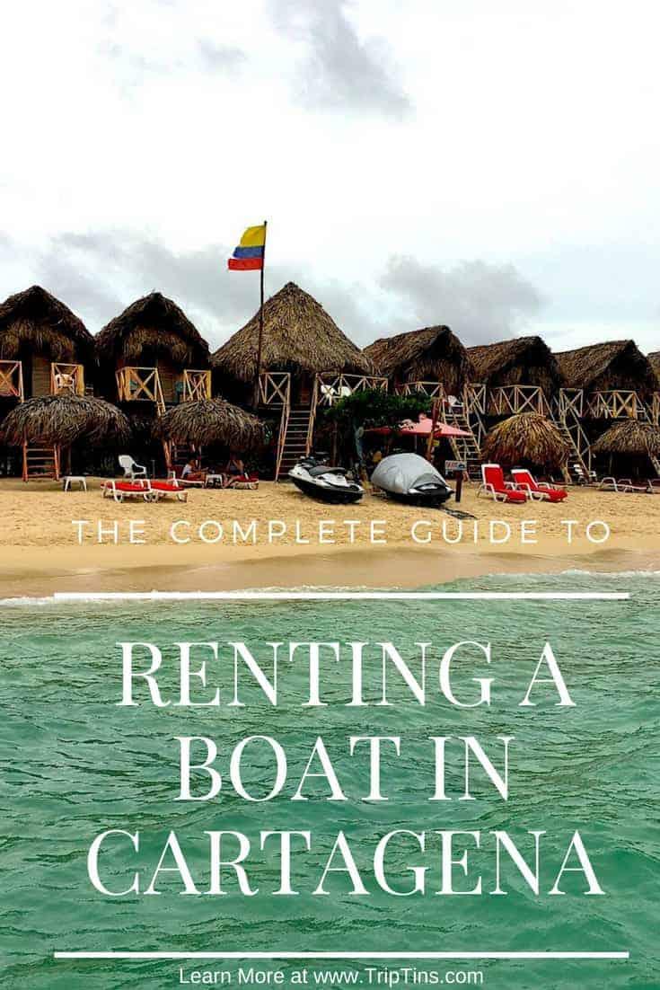 Cartagena Boat Rental