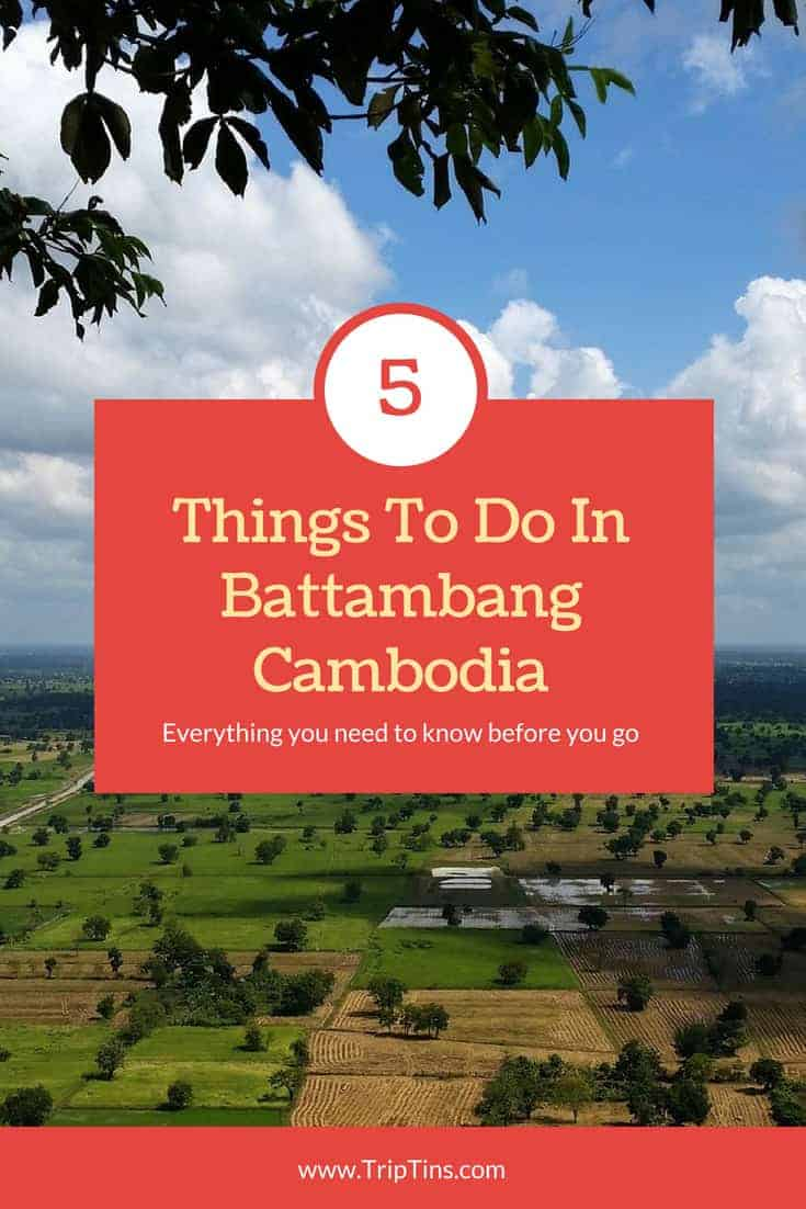 Things To Do in Battambang Cambodia