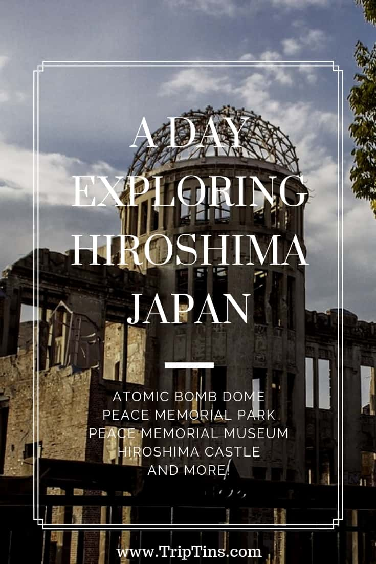 1 Day in Hiroshima Itinerary