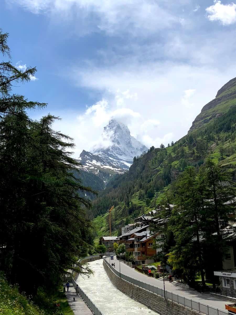 Matterhorn No Clouds