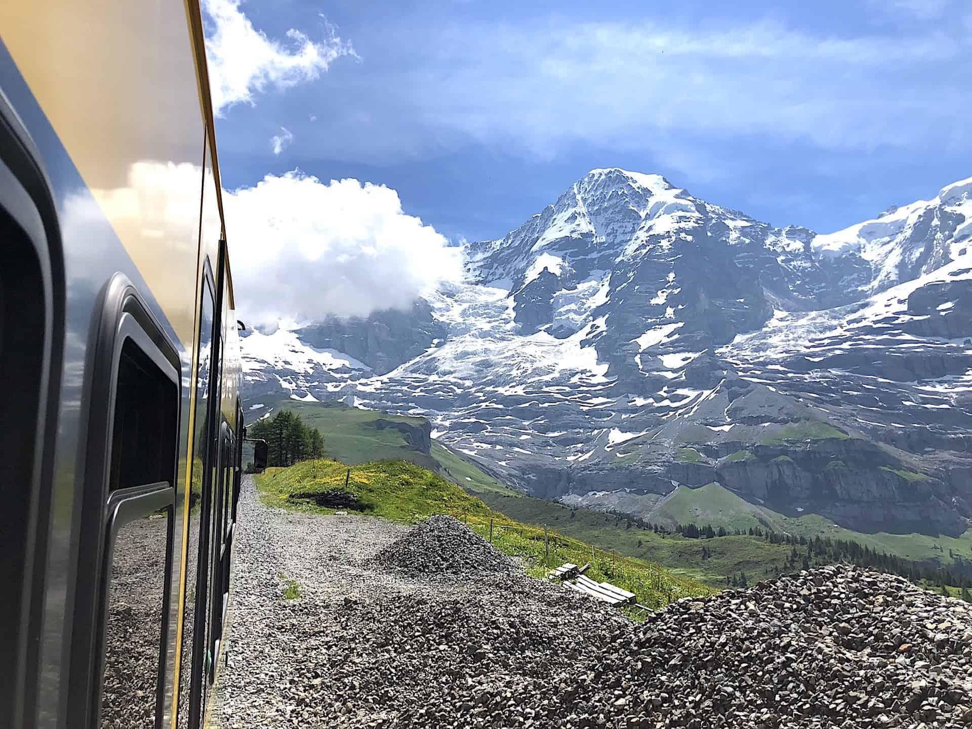 Switzerland Trains Guide