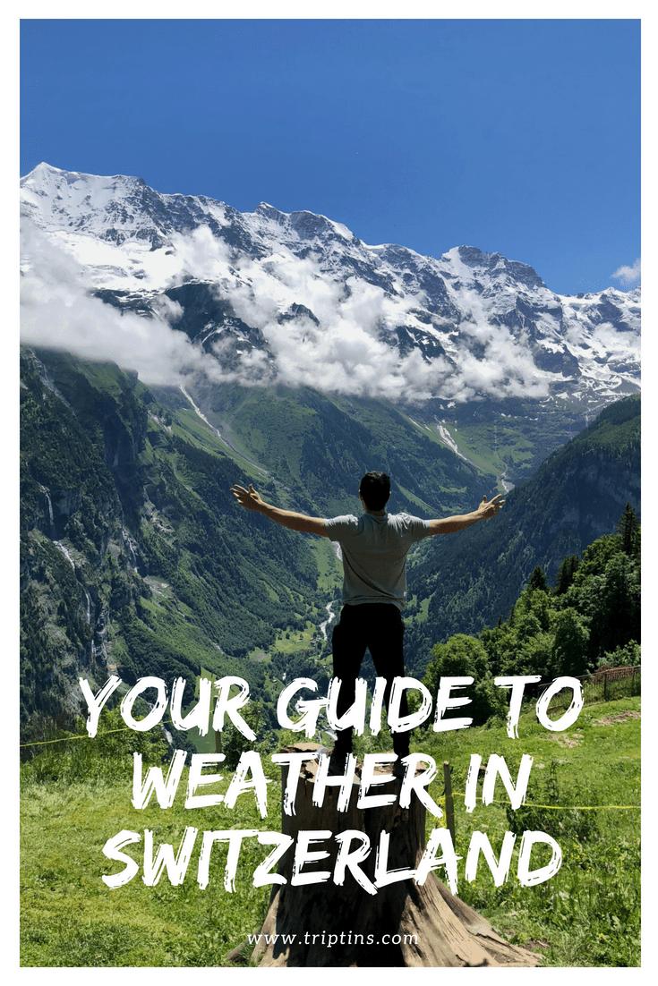 Weather in Switzerland Pinterest