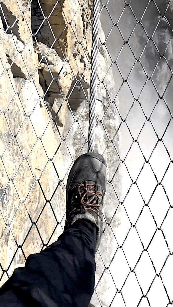 Birg Thrill Walk Wire