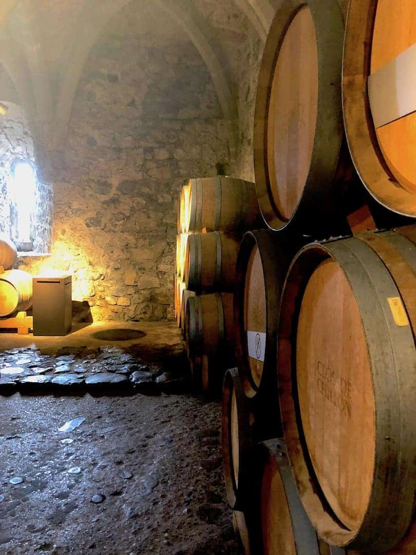 Chateau de Chillon Wine