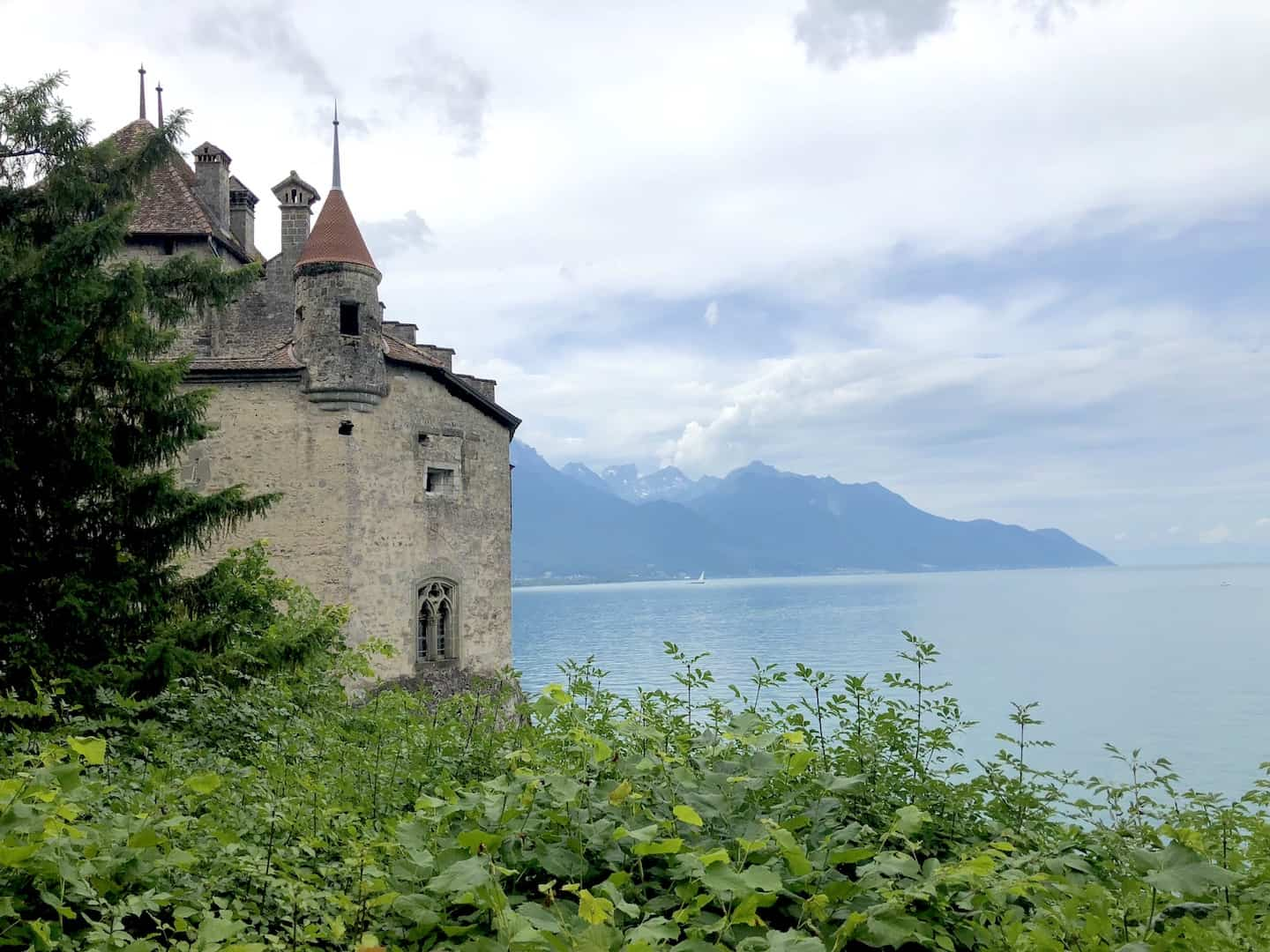 Chillon Landscape