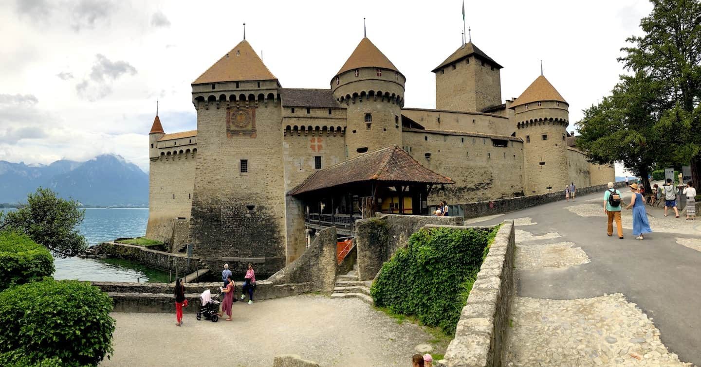 Chillon Panorama