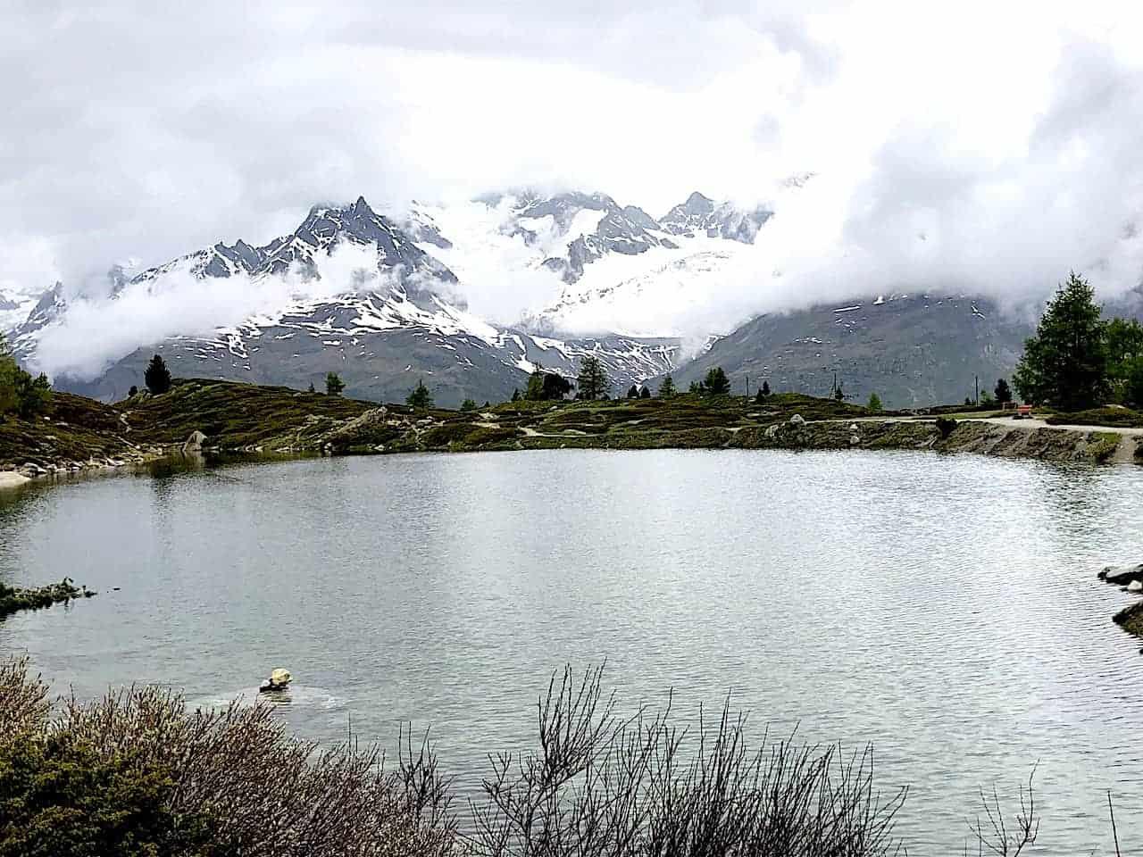 Five Lakes Hike Grunsee