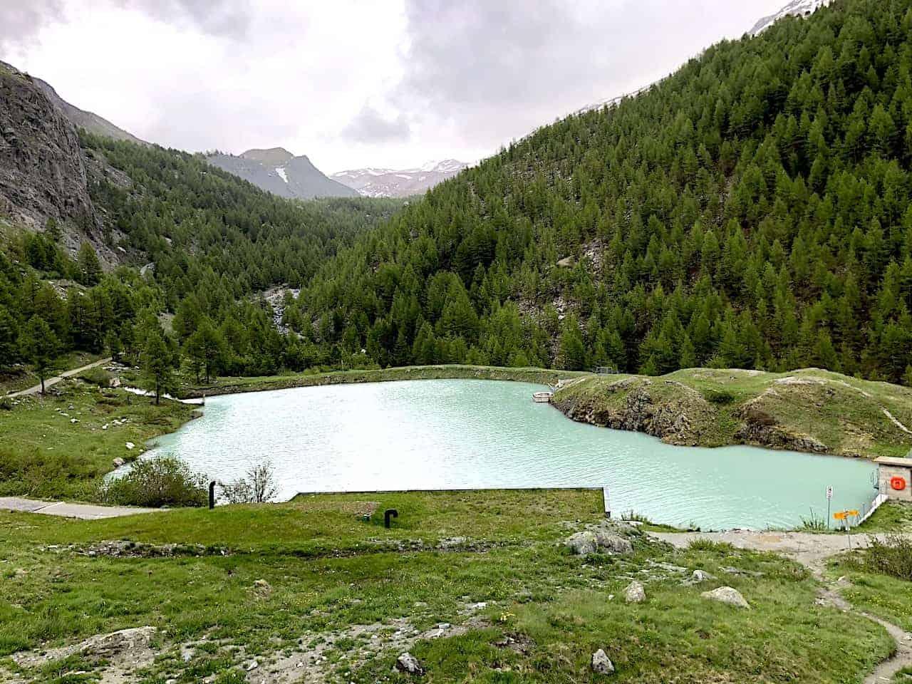 Five Lakes Hike Moosjisee 2