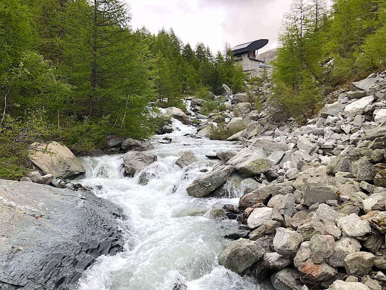 Five Lakes Hike River