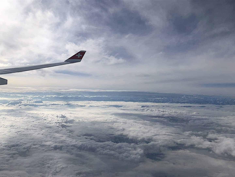 Geneva Airplane