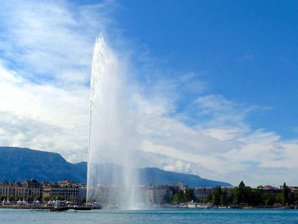 Geneva Switzerland Guide