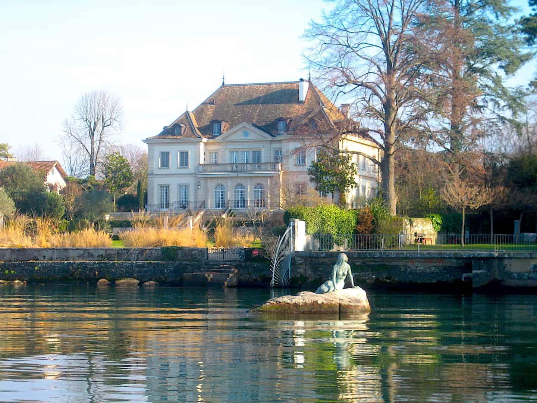 Lake Geneva Boat House