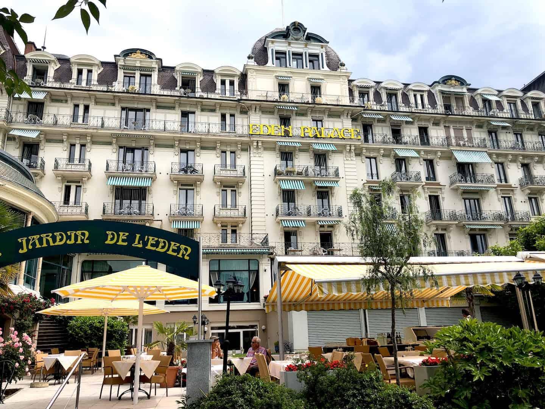 Montreux Eden Hotel