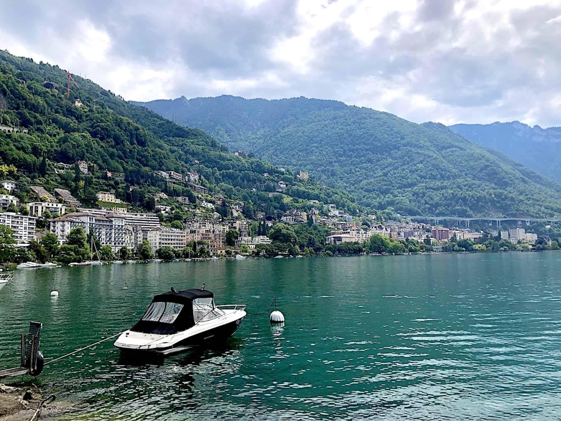 Montreux Switzerland Guide