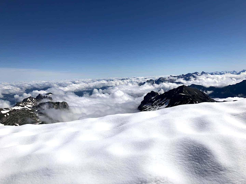Schilthorn Snow