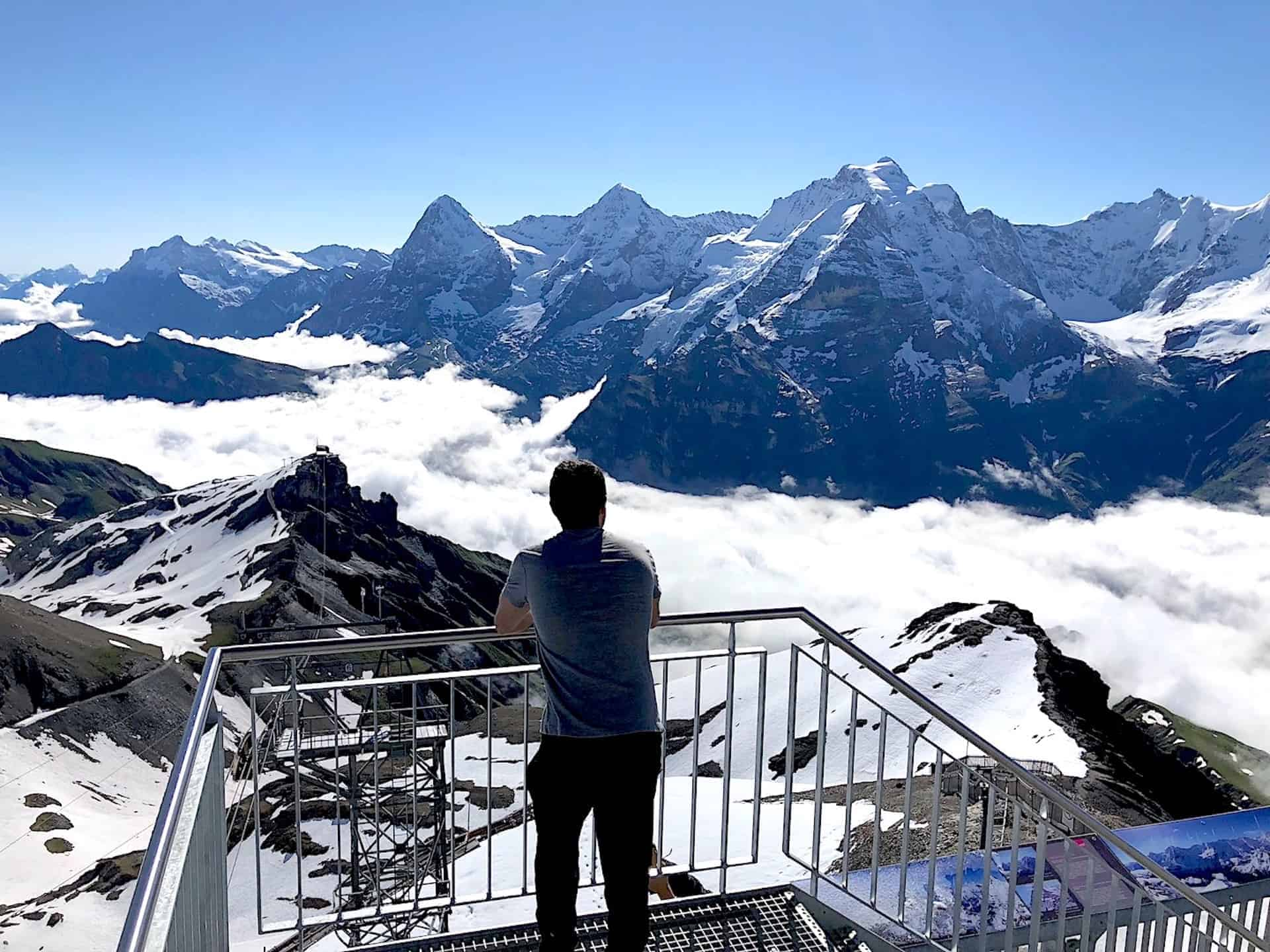 A Complete Guide to Schilthorn Switzerland