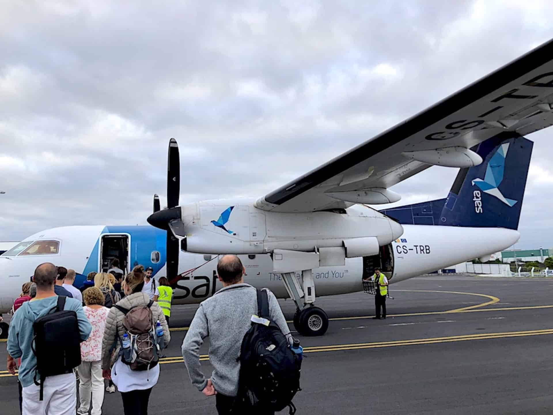 Azores Flying Guide