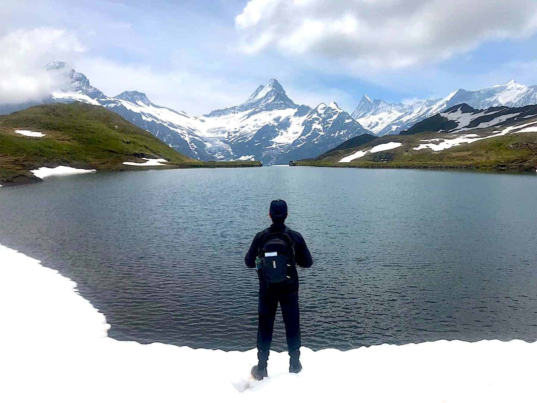 Bachalpsee Lake Eiger
