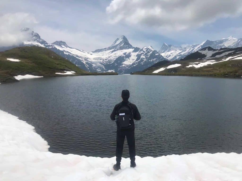 Bachalpsee Lake Eiger Hike Guide