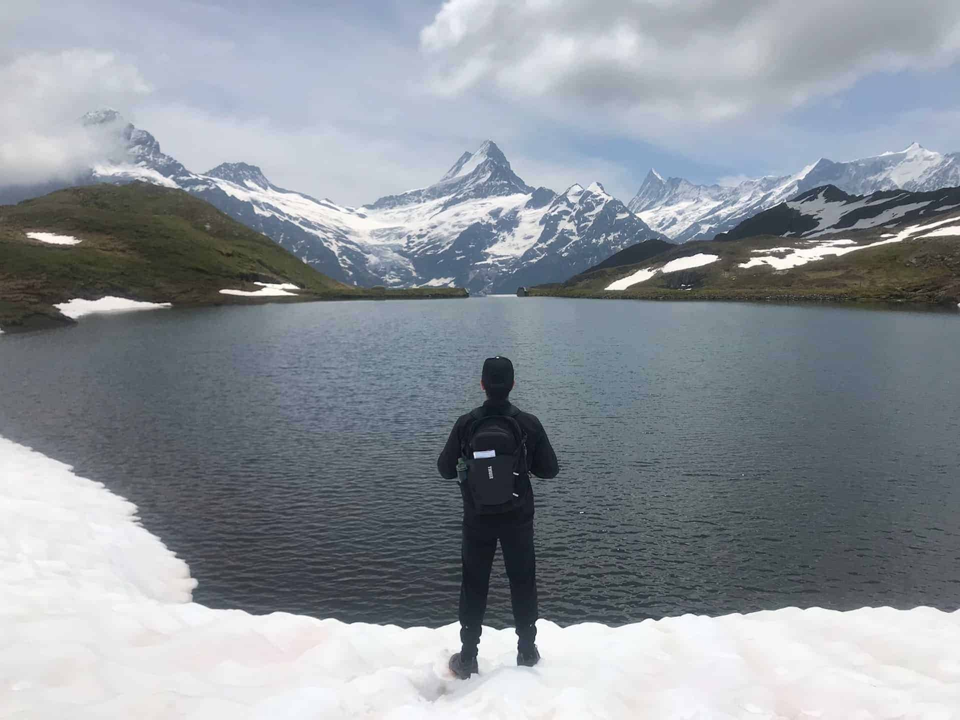 Bachalpsee Lake Eiger Hike Guide