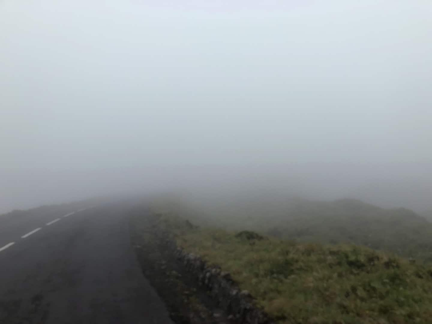 Driving Clouds Azores