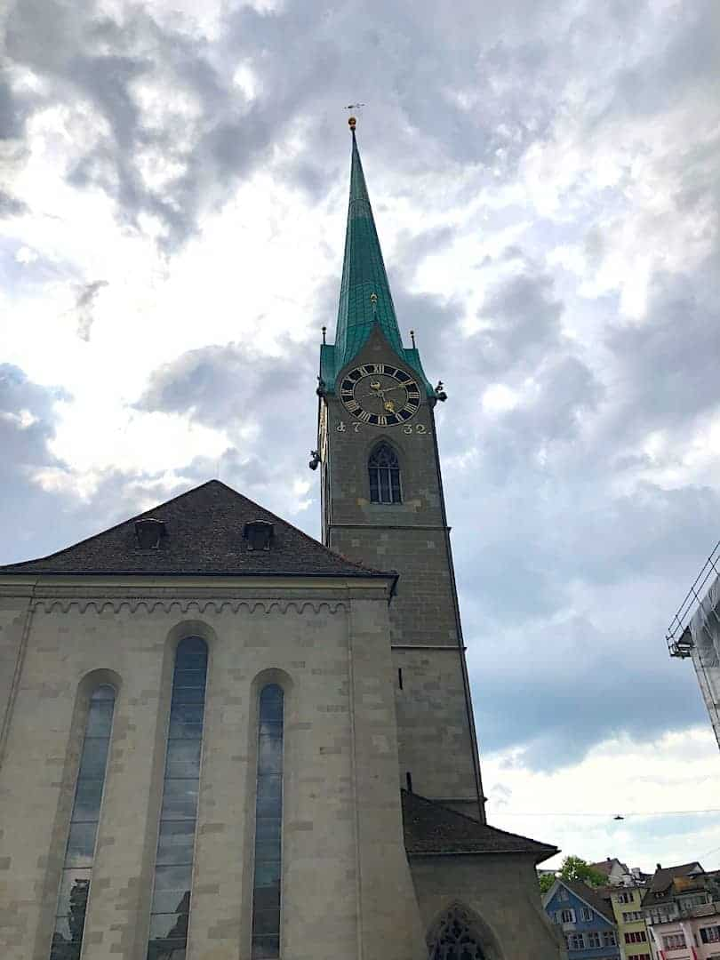 Fraumünster Church