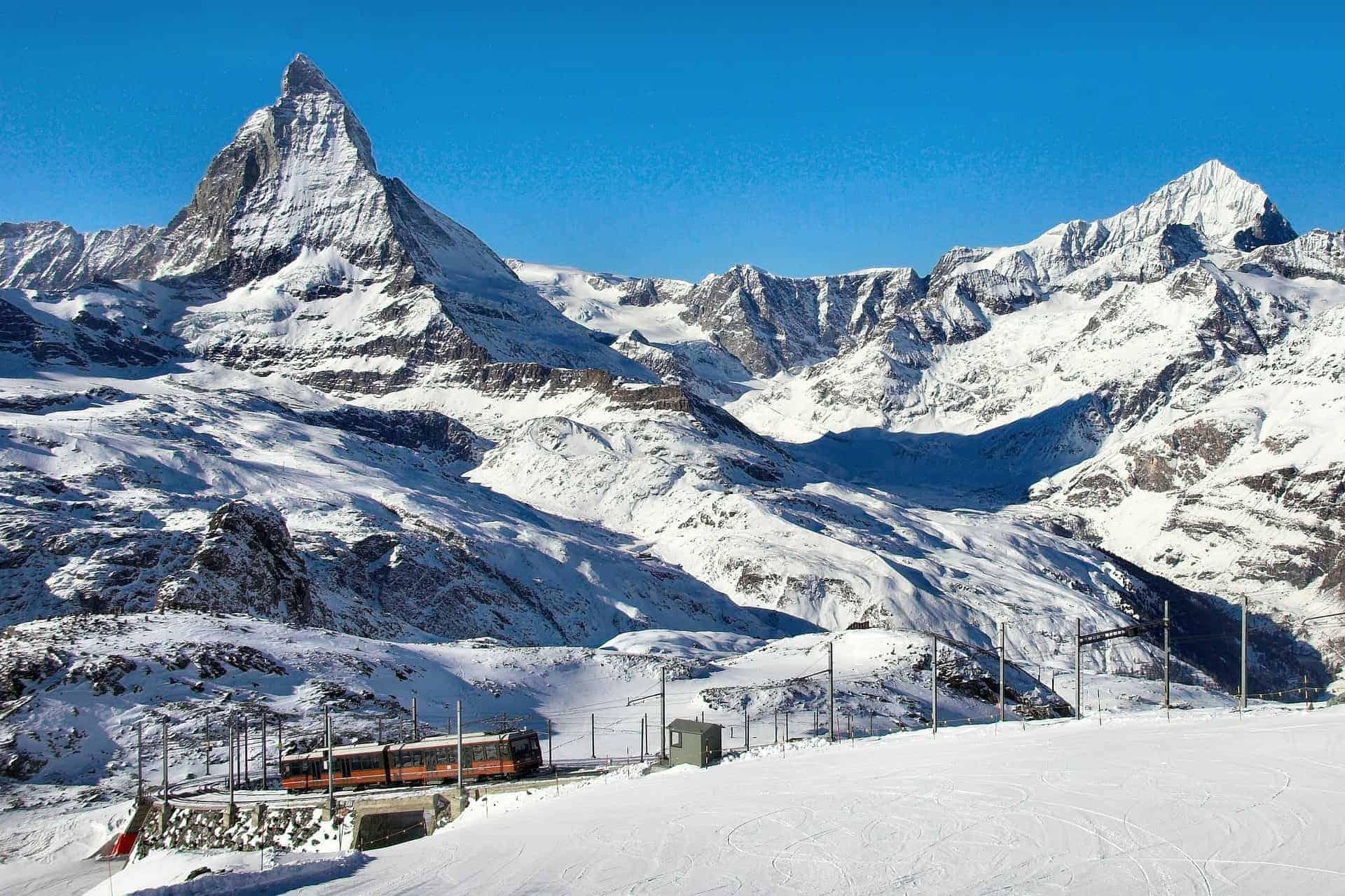 Gornergrat Matterhorn View
