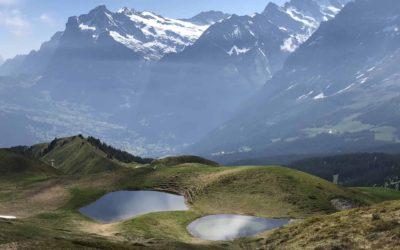 Mannlichen to Kleine Scheidegg Trail Guide