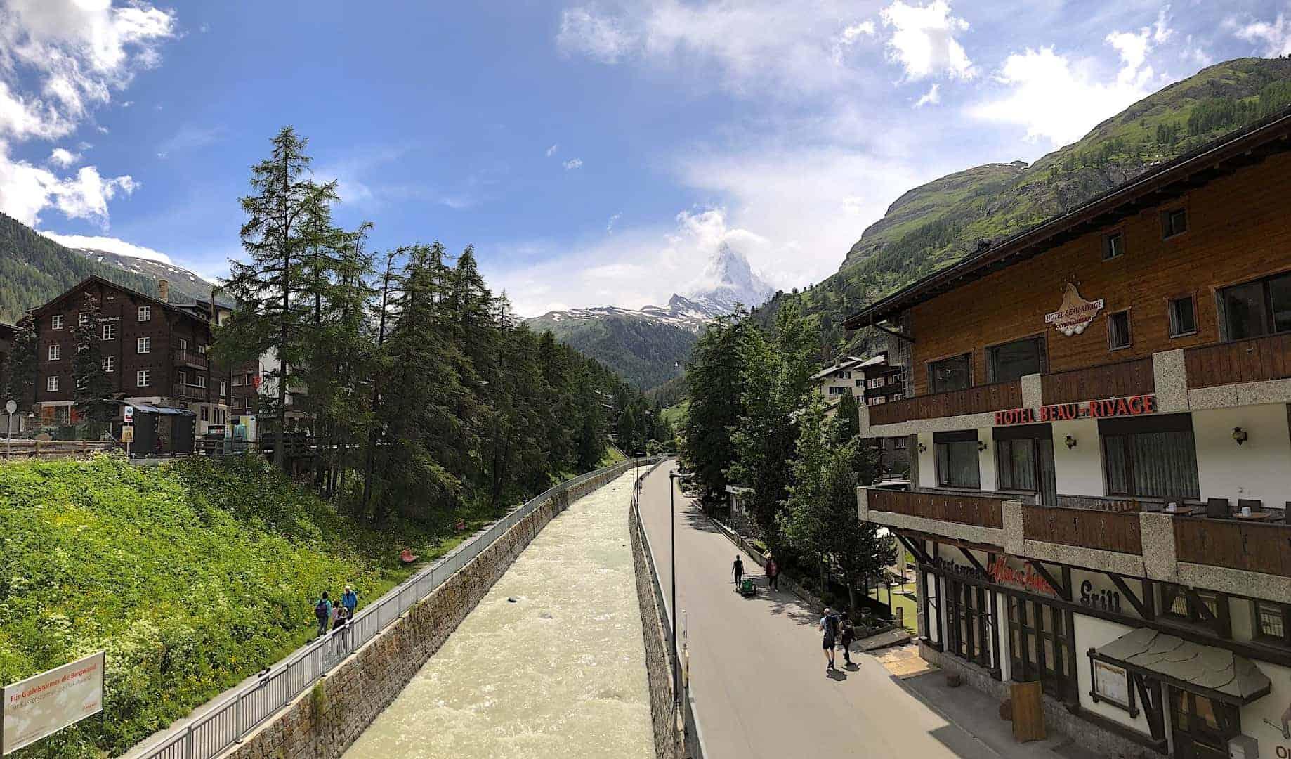 Matterhorn View River