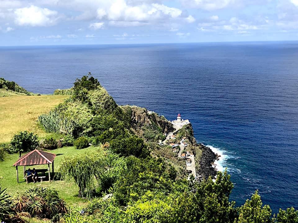 Miradouro Lighthouse Azores