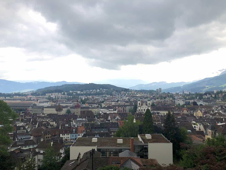 Museggmauer View