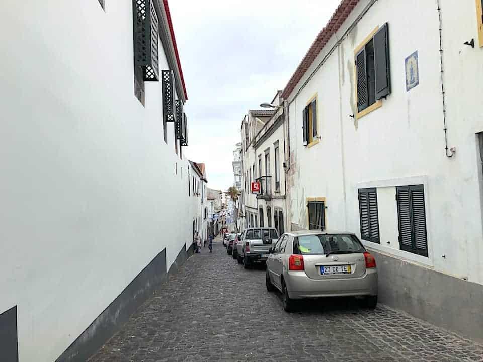 Ponta Delgada Parking