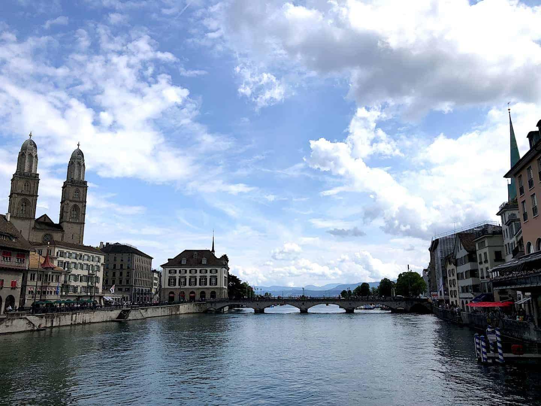 Zurich River