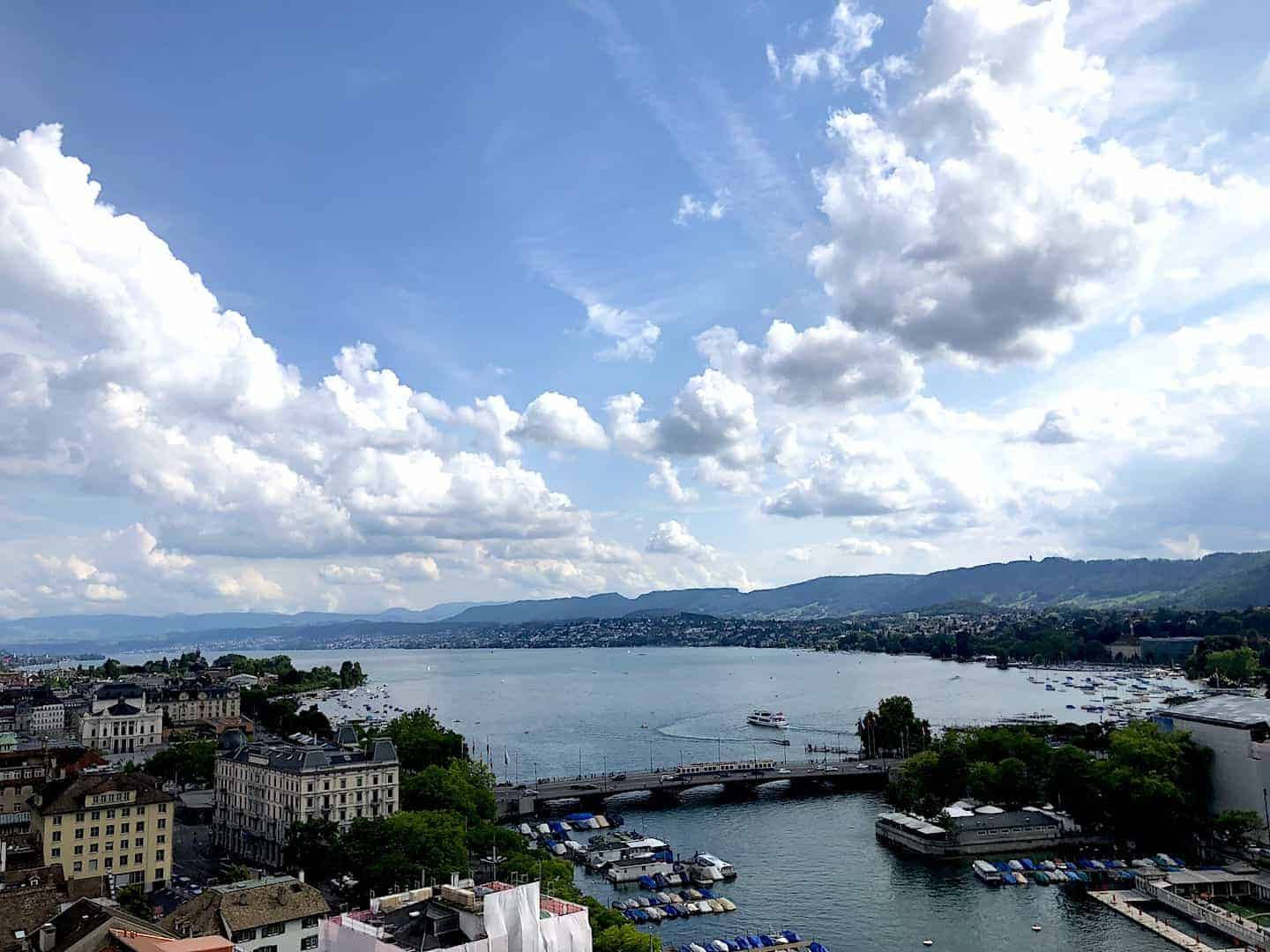 Zurich Water View