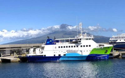 Atlanticoline Ferry Azores Guide