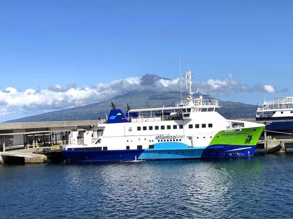 Atlanticoline Ferry Azores