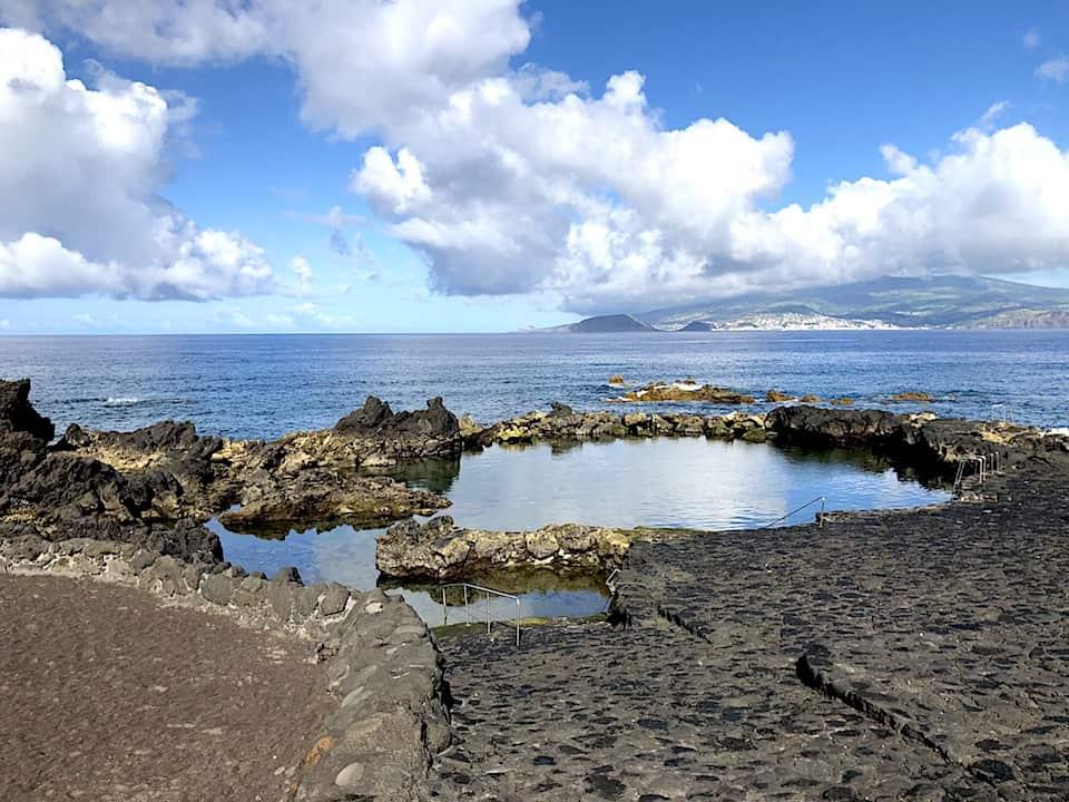 Azore Natural Swimming Pool