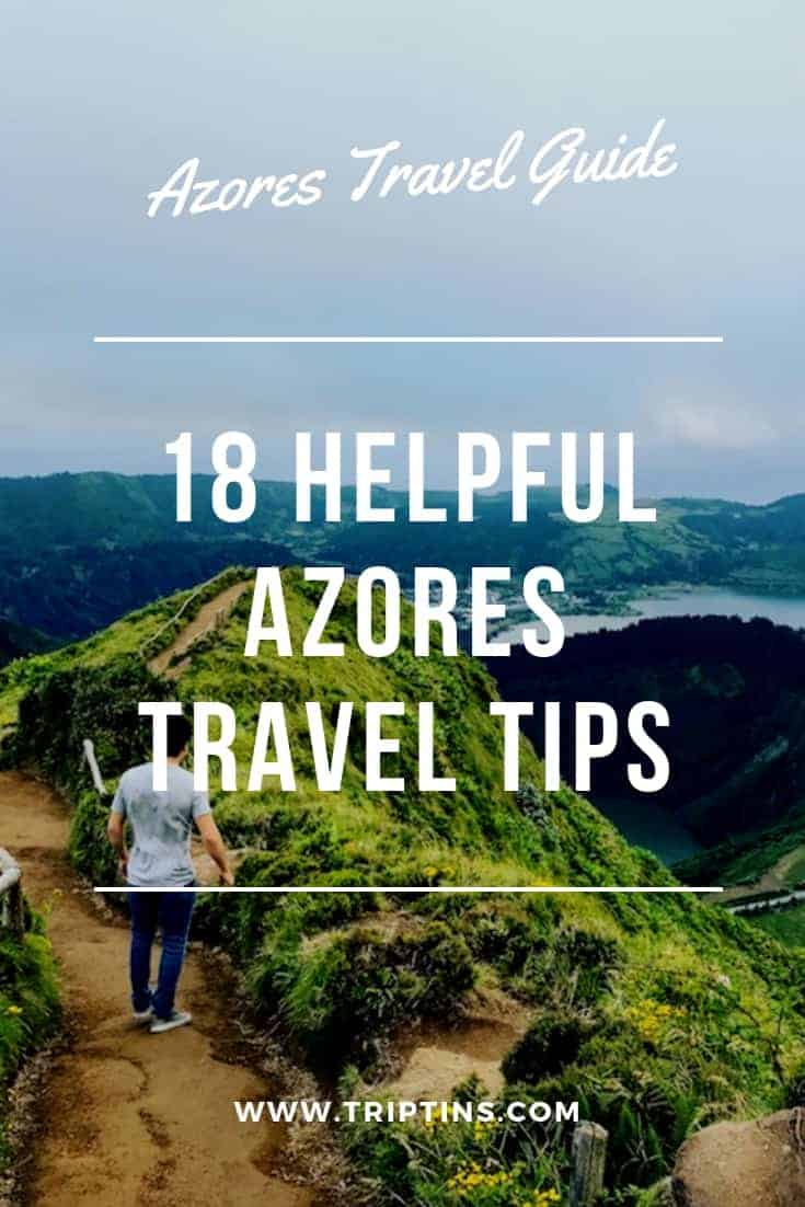 Azores Travel Tips