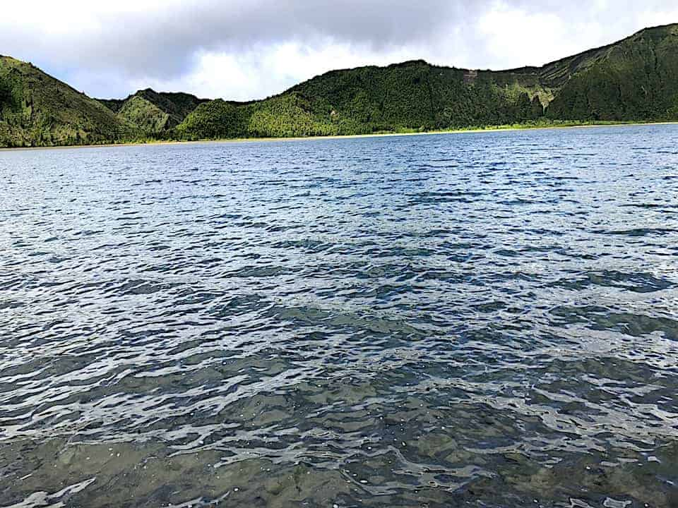 Lagoa do Fogo Water
