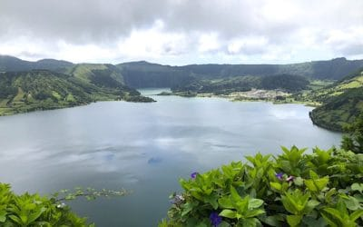 Mata do Canario Sete Cidades Hike Cover