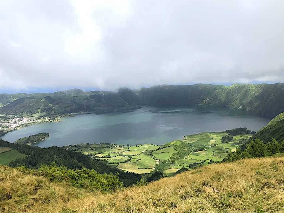 Mata do Canario Sete Cidades Hike Lake