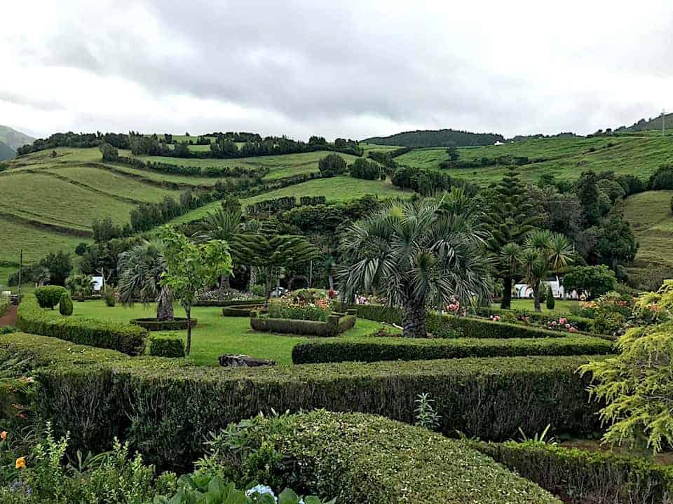 Miradouro da Ponta do Sossego Park