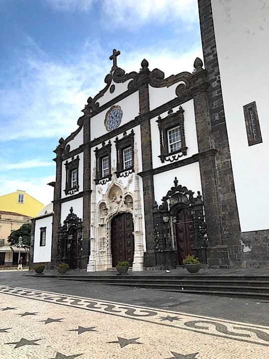 Ponta Delgada Church