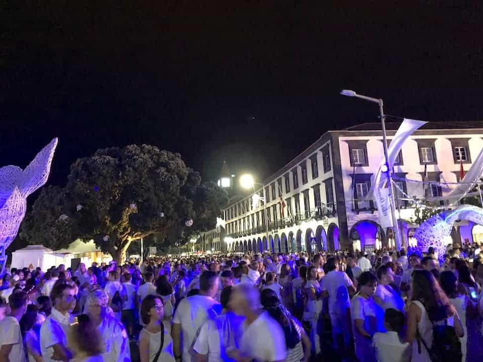 White Ocean Festival Azores